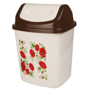 Dust Bin With Head