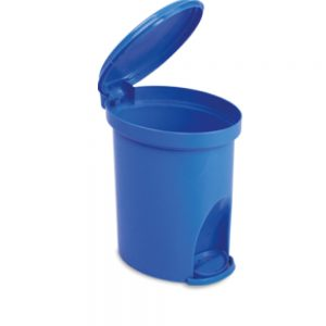 Dust Bin With Paddle