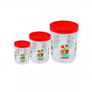 Ling Spice Jar Set